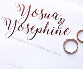 Yosua & Yosephine
